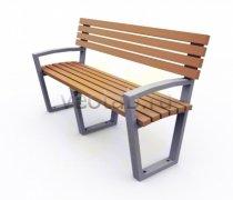 Садовая скамейка #00028
