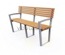 Садовая скамейка #00026
