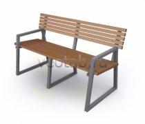Садовая скамейка #00023