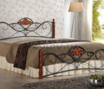 Кованые кровати #38