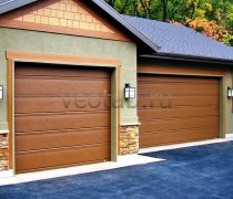 Ворота гаражные #38
