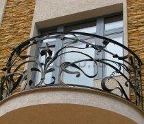 Кованые балконы #38