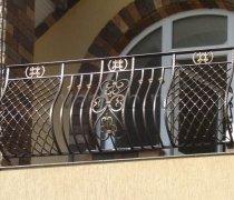 Кованые балконы #39