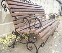 Садовая скамейка #00121