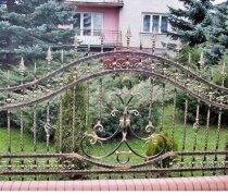 Забор кованый #0036