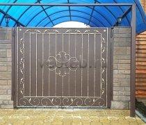 Ворота распашные  #35
