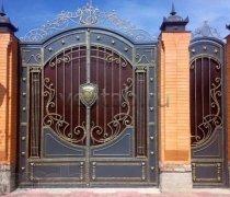 Ворота распашные  #36