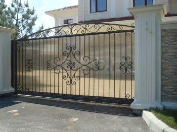 Ворота откатные  #32